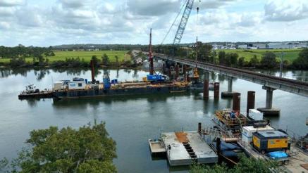 Bridge Construction - Brady Marine and Civil