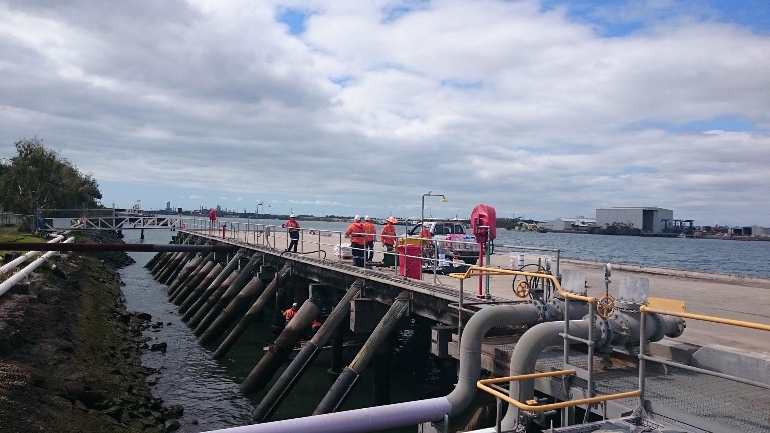 Pinkenba Wharf Refurbishment