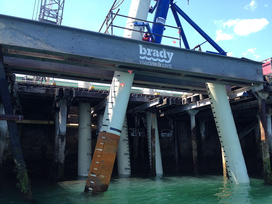 Adelaide Outer Harbour Berth 4